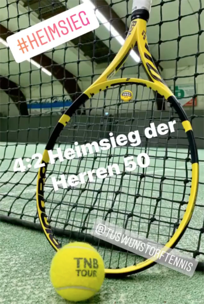 Herren 50 Winter 2019 / 2020